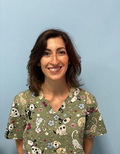 Chiara Toscano Team centro specialistico veterinario