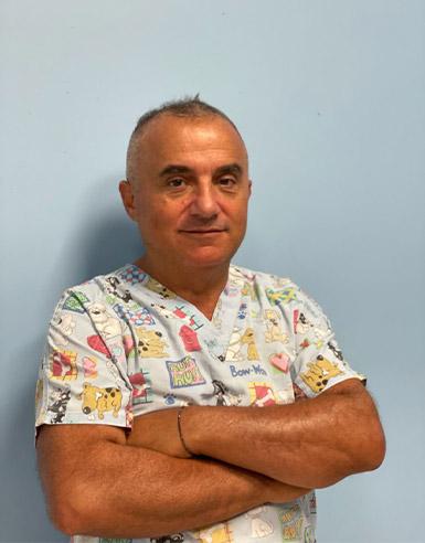 Giacomo Calabria Direttore Sanitario